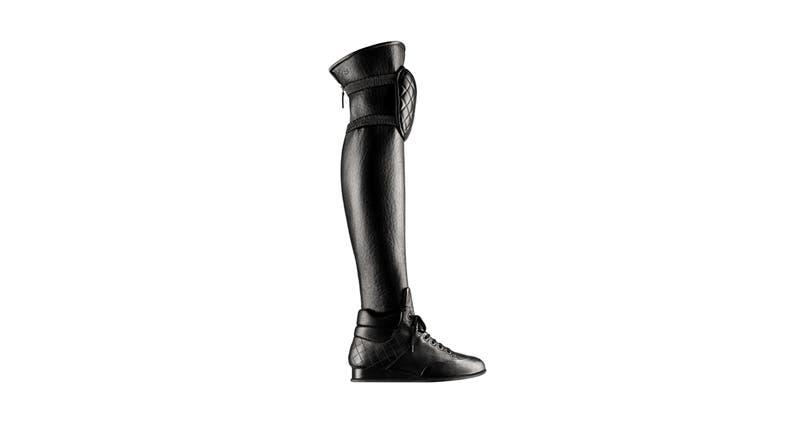 أحذية Chanel
