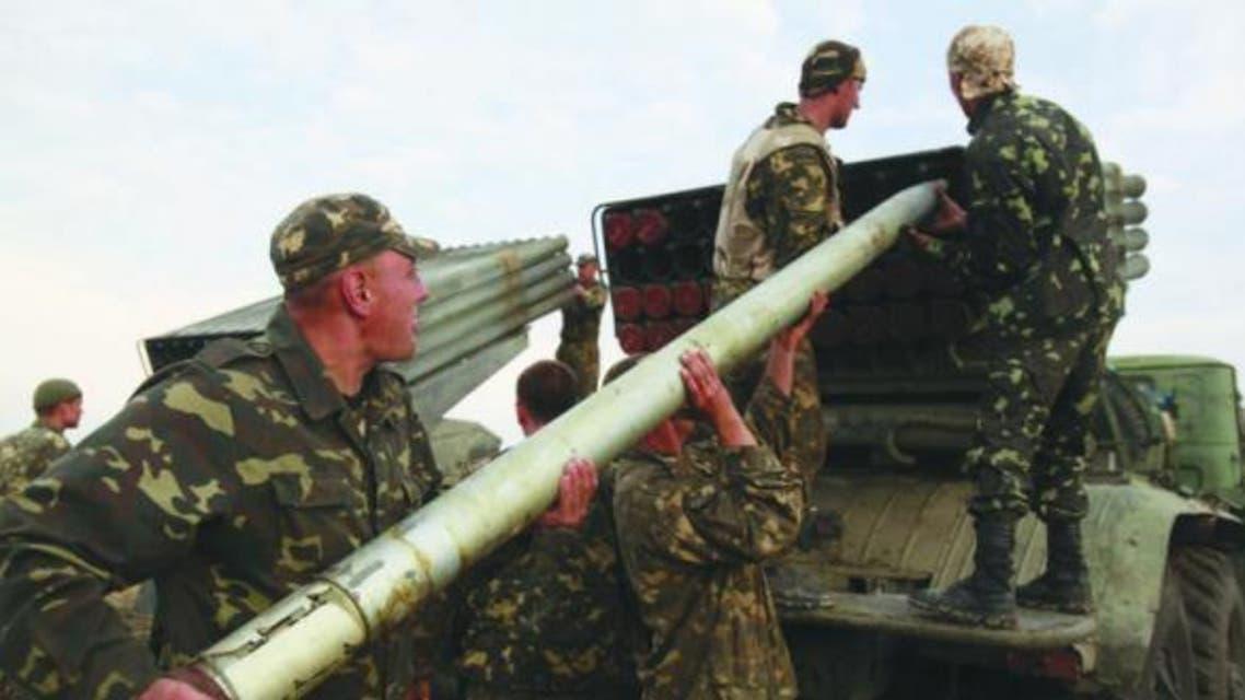جنود أوكرانيا