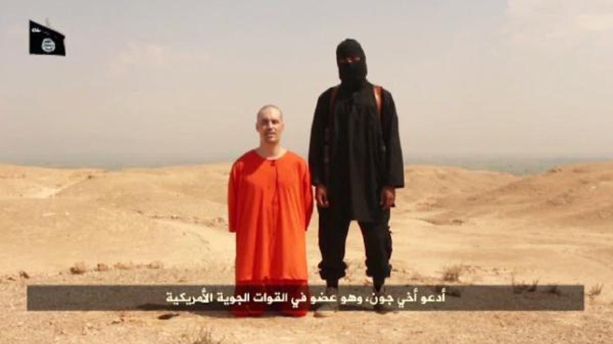 bd85e90ad6ebe بالفيديو.. داعش يذبح صحافياً أميركياً في سوريا
