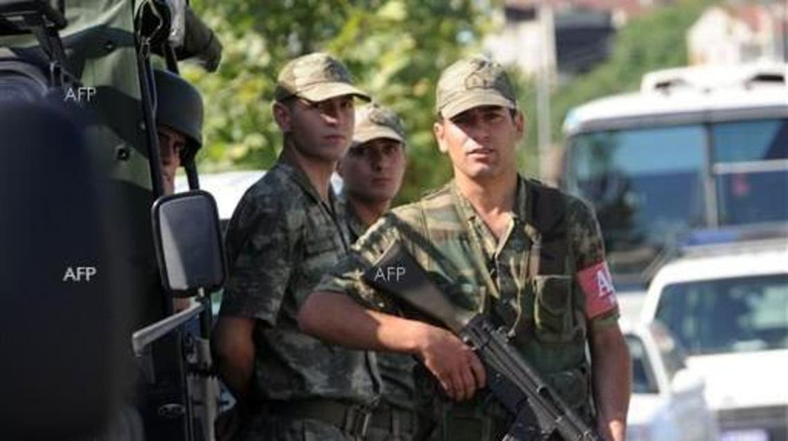 turkish security afp