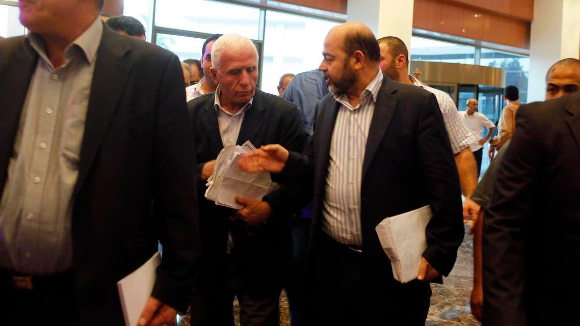 مفاوضات غزة وإسرائيل في مصر