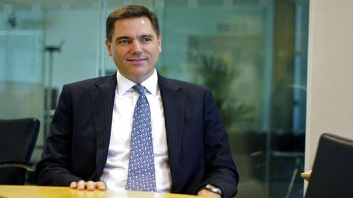 الرئيس التنفيذي لسلطة مركز دبي المالي الدولي DIFC جيفري سينغر