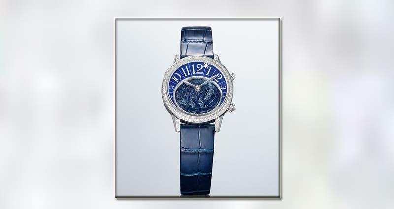 ساعة Rendez-vous Celestia من jaeger-LeCoultre