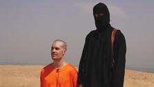 بريطانيا.. البحث عن منفذ حكم إعدام الصحفي الأميركي