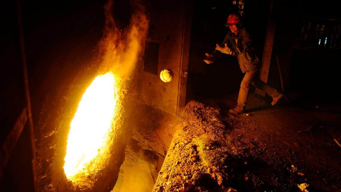 iron ore reuters