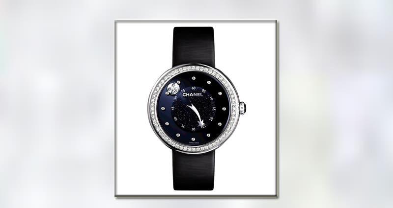 ساعة Mademoiselle Privee من Chanel