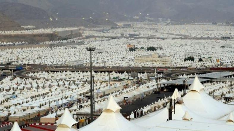 Hajj firms prefer tents to buildings in Mina & Hajj firms prefer tents to buildings in Mina - Al Arabiya English