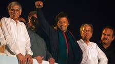 نواز شریف کے استعفیٰ کے بغیر نہیں جاؤں گا:عمران خان