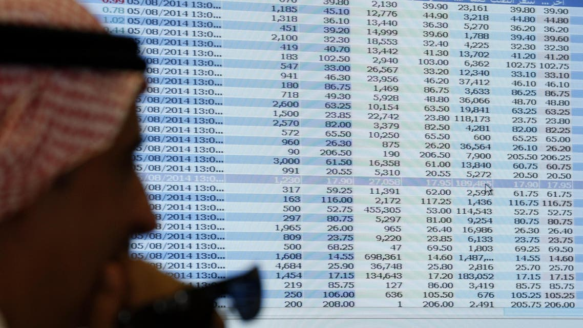سوق الأسهم السعودية