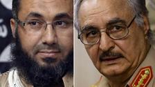 Heavy fighting erupts in Libya's Benghazi, killing five
