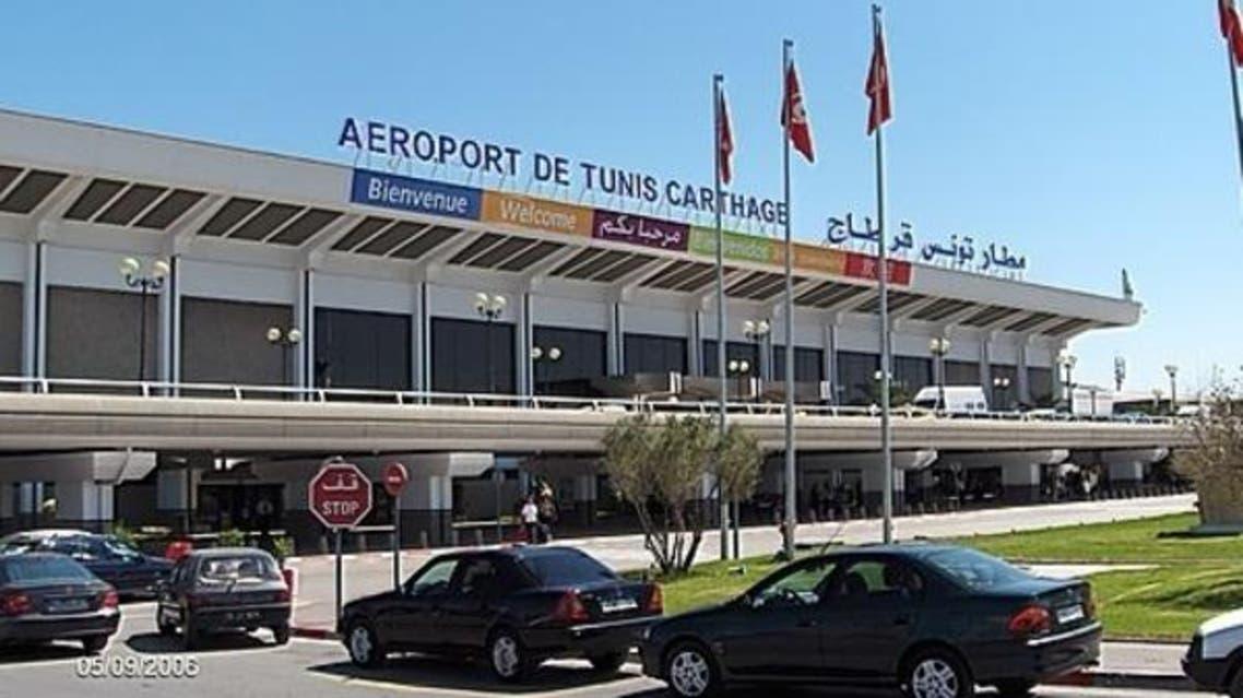 tunisia airport AFP