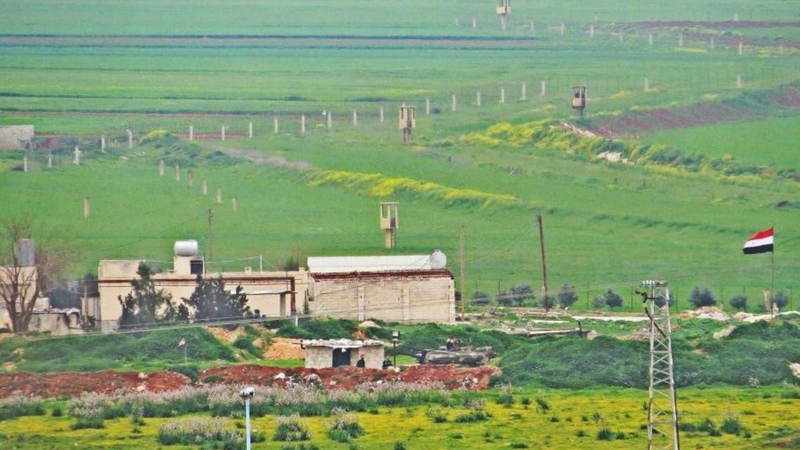 مطار حماة العسكري