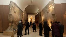 Iraq museum inaugurates 2 halls of statues