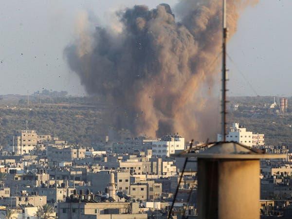 إسرائيل تواصل قصف غزة.. ومقتل 3 من أبرز قادة حماس