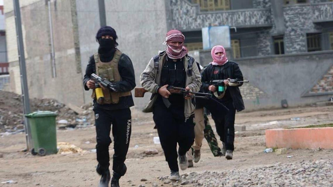 ميليشيا مسلحين العراق
