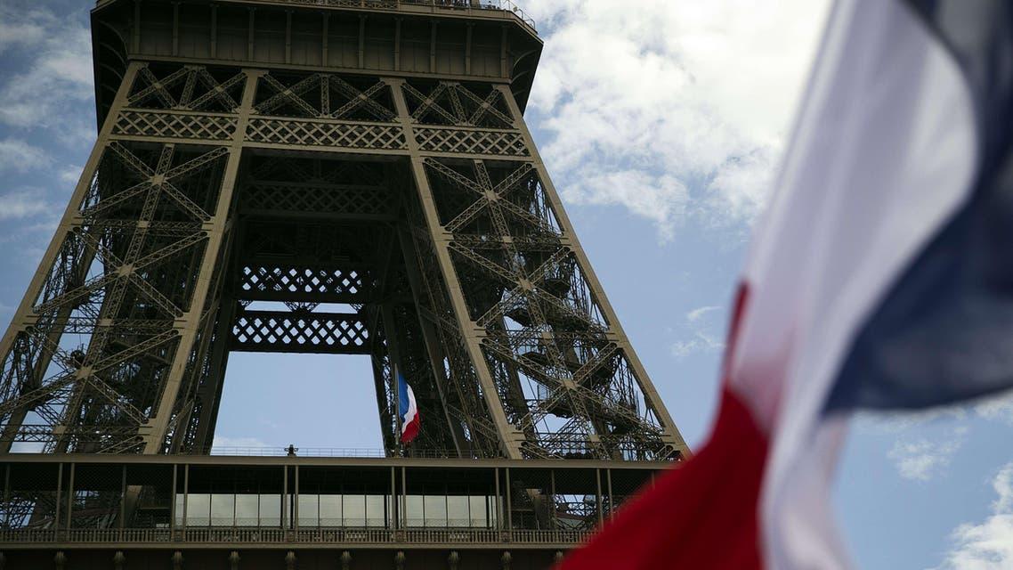 Eifel Tower AFP