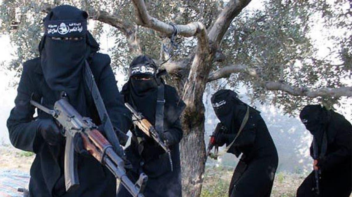 داعش والمرأة 3