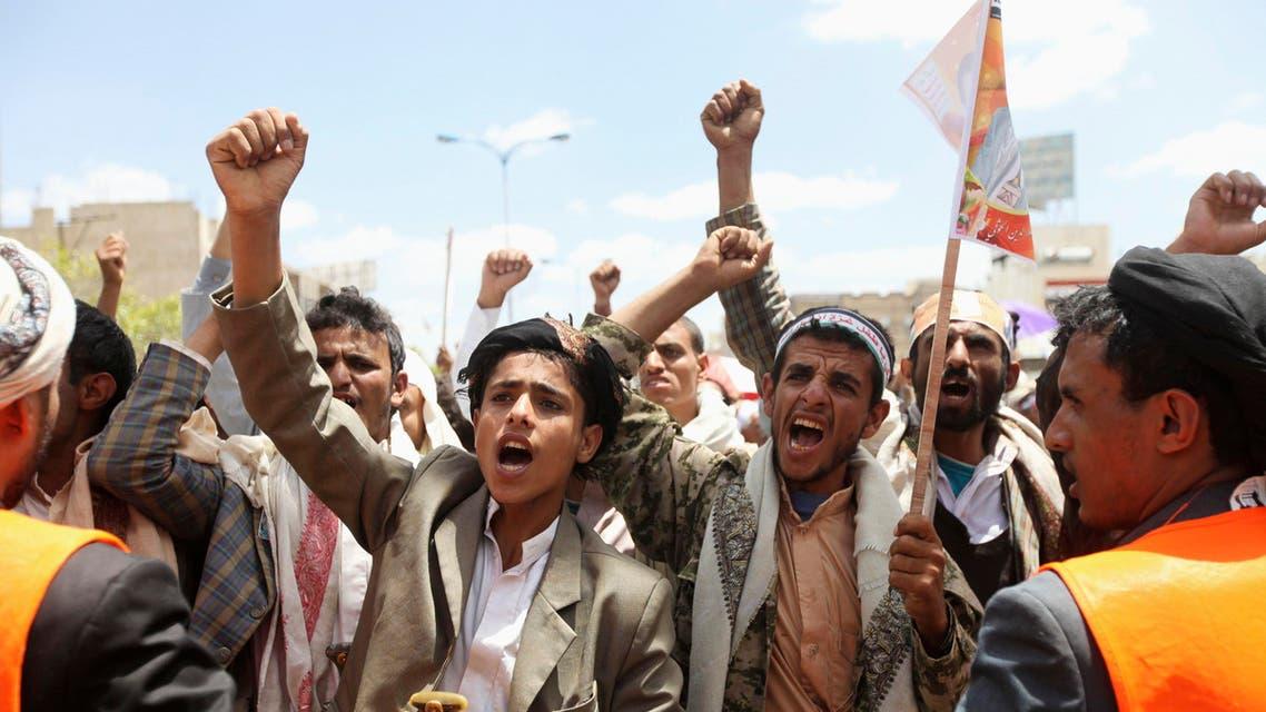 احتجاجات اعتصامات الحوثيين في اليمن