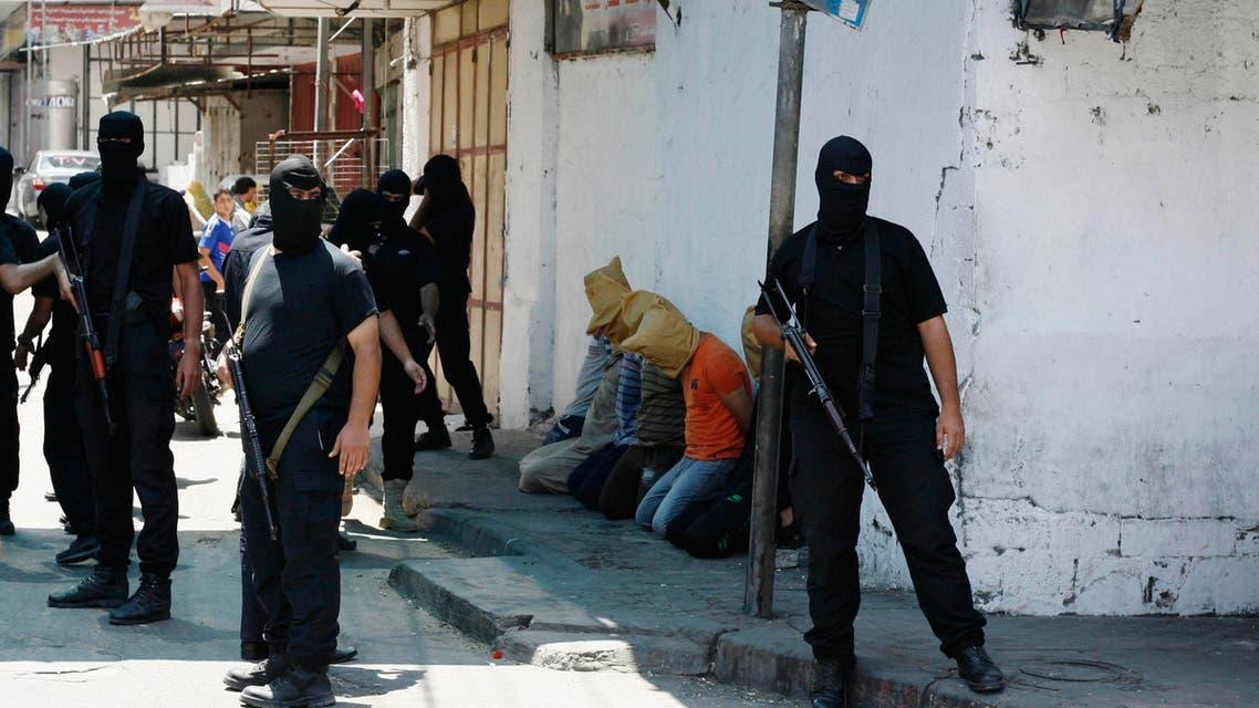 حماش غزة اعدام