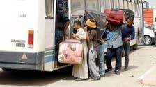 227 مصرياً يعودون من ليبيا عبر تونس