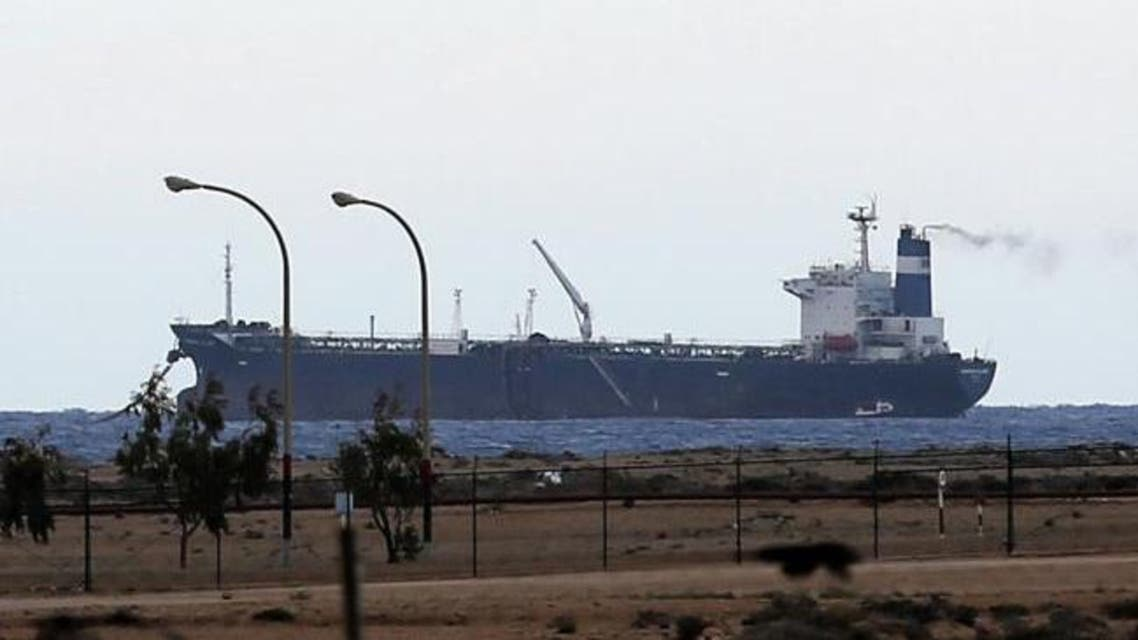 libya tanker reuters