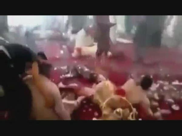 فيديو تحذيري.. مذبحة داخل مسجد في ديالى