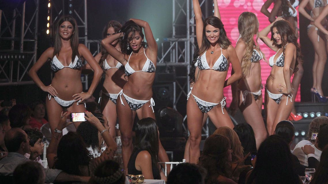 Beirut's 'World Next Top Model 2014' pageant