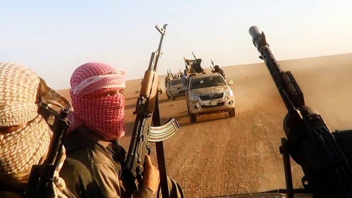 داعش في تكريت العراق