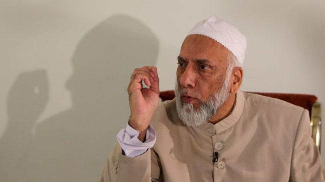 الإمام سيد سحر ورده مؤسس المجلس الإسلامي الأعلى في كندا