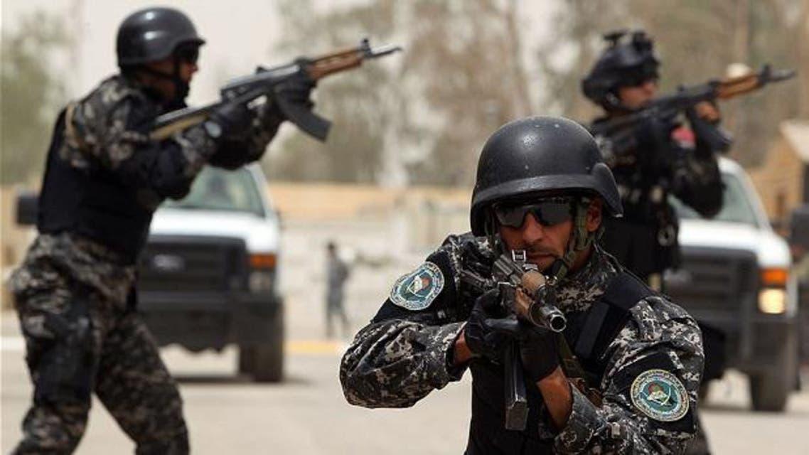 iraq police AFP