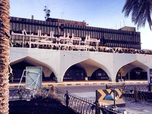 ليبيا.. ميليشيات تحرق مطار طرابلس بعد السيطرة عليه