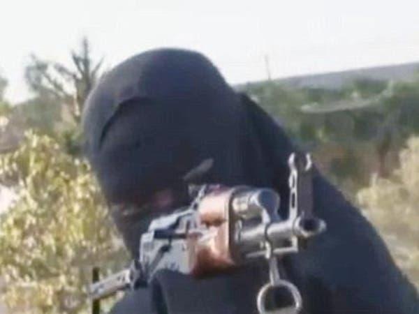 """بريطانية تنضم إلى """"داعش"""" وتتعهد بقطع رؤوس الغربيين"""