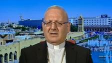 Iraq's Chaldean patriarch talks about displaced Iraqi Christians