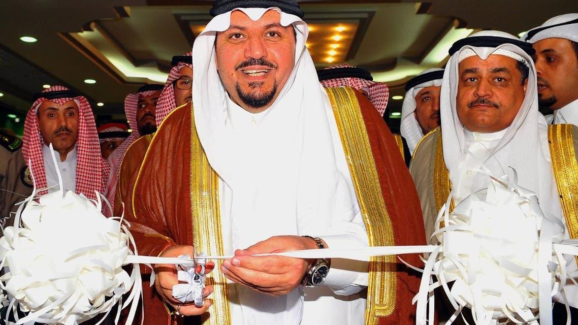نائب أمير القصيم الأمير فيصل بن مشعل