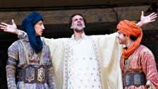 'Holy Warriors' brings the Crusades to life at London's Globe