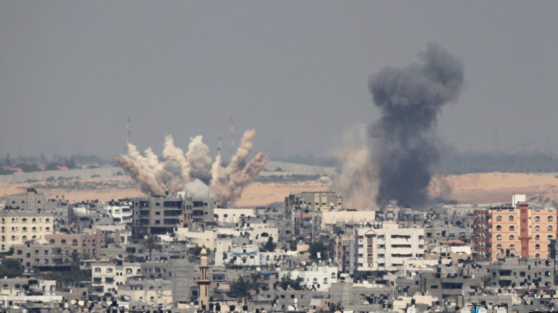 gaza reuters