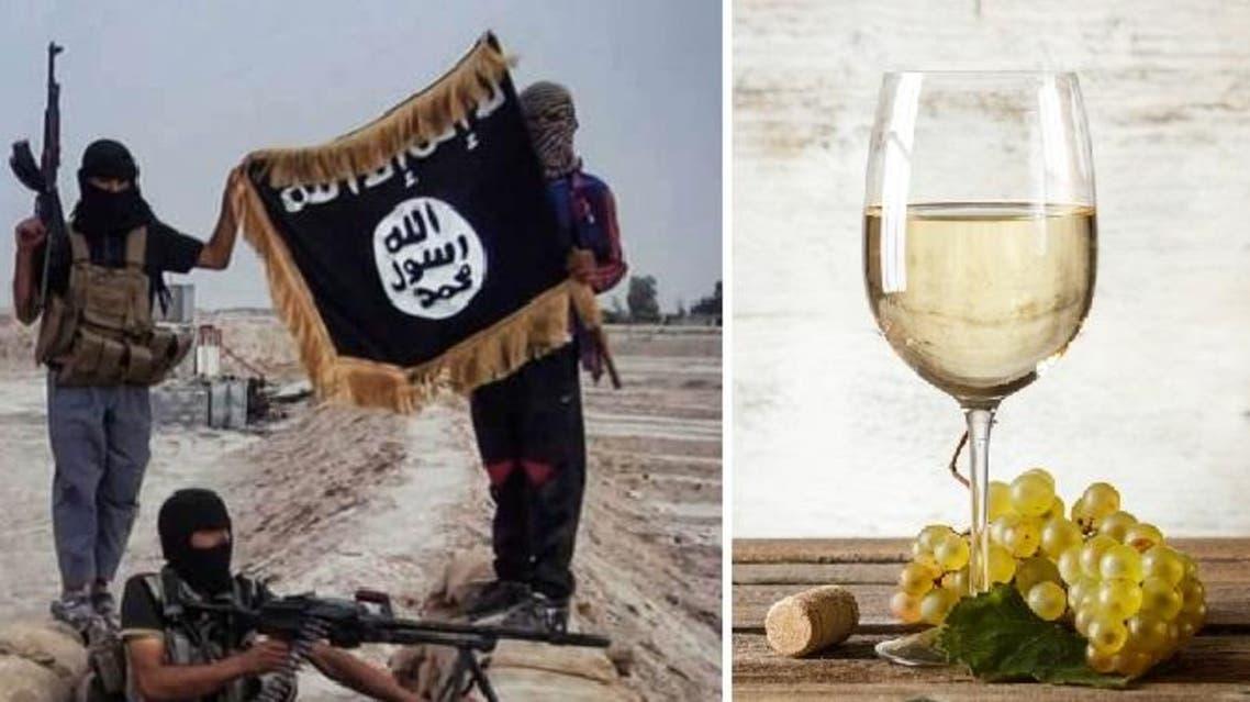 isis wine