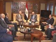 مشاورات حول المسار الدستوري الليبي في القاهرة بديسمبر