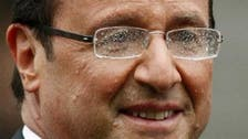 #IceBucketChallenge: Twitter mocks Hollande's rain-drenched speech