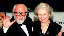 British PM leads tributes to UK film veteran Richard Attenborough