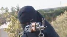 داعش میں شامل برطانوی دوشیزہ کی مغربی شہریوں کو قتل کی دھمکی