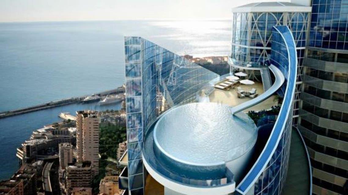 شقة في موناكو