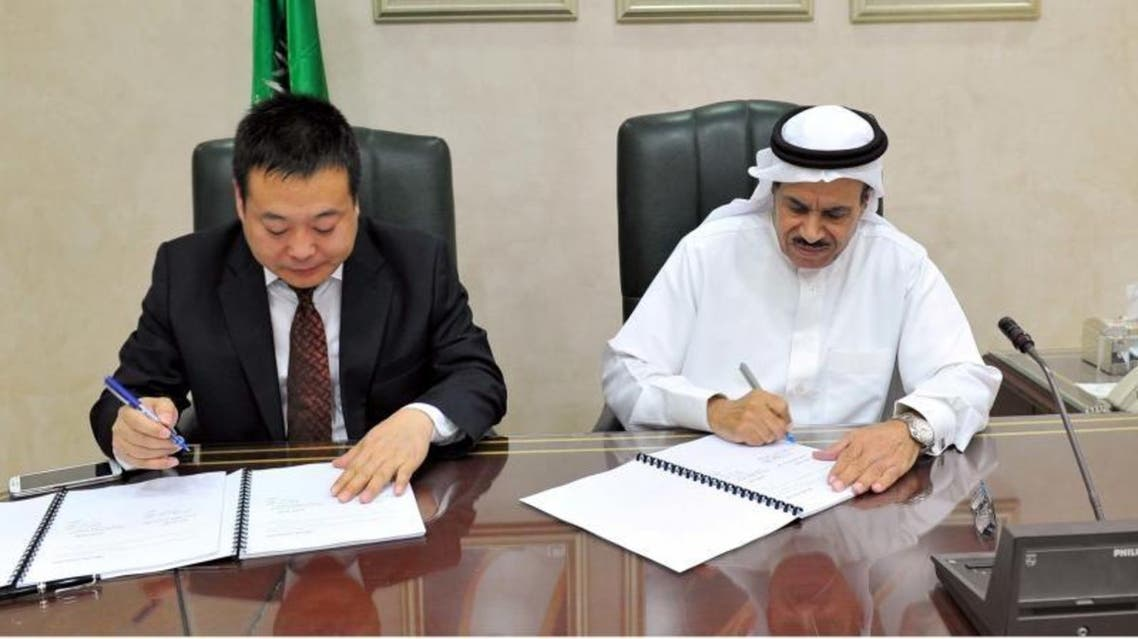 اتفاقية تطوير خط سكك الحديد بين الرياض والدمام