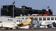 طرابلس ائر پورٹ کی تباہی کے ہولناک مناظر