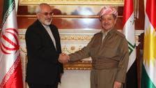 ایران نے کرد فورسز کو پہلے اسلحہ بھیجا:مسعود بارزانی