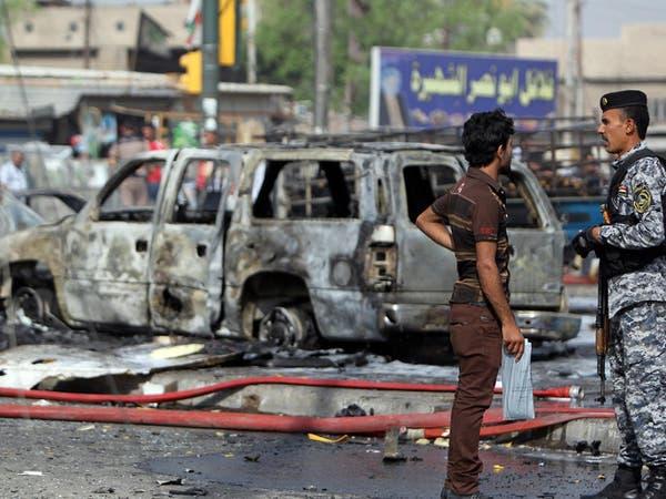 مقتل 10 في انفجار سيارة ملغومة بحي سكني في بغداد