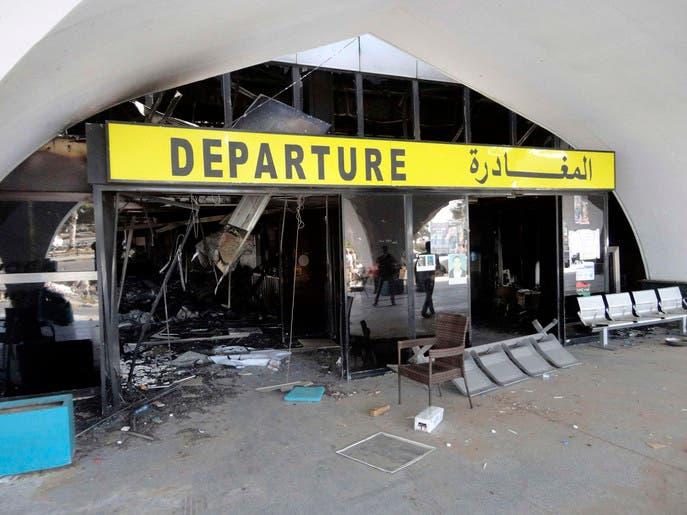 طرابلس.. الجيش الليبي يصد هجمات على المطار