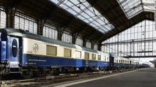 رحلات فاخرة بالقطار قريباً بين بودابست وطهران