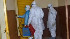 Ebola has 'upper hand,' says U.S. health official