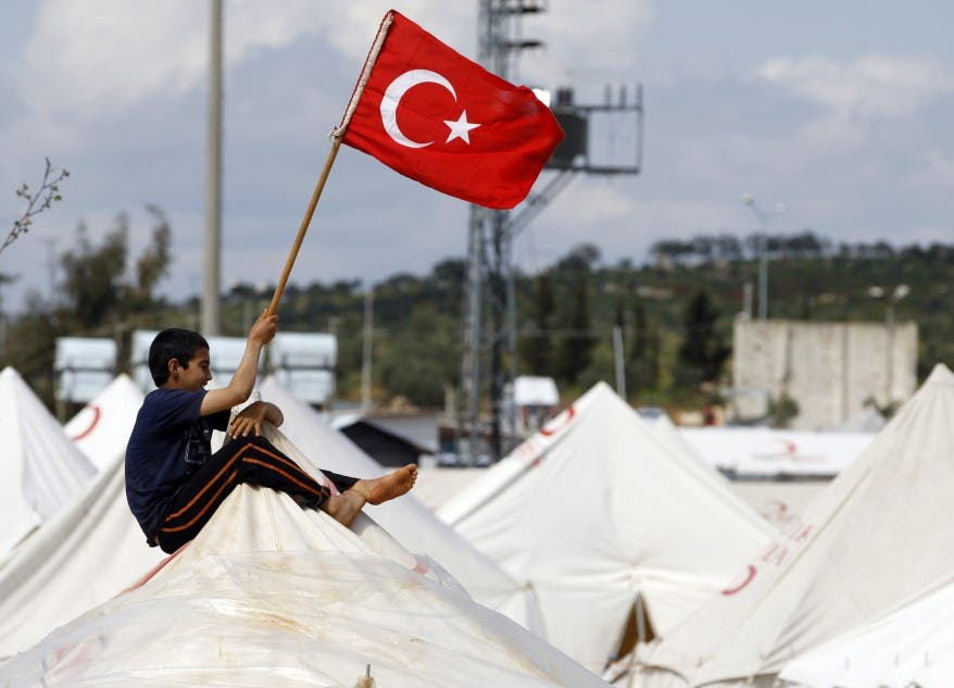 turkey syrian refugees reuters